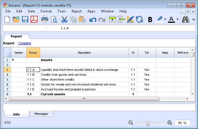 Free Banana Accounting Software