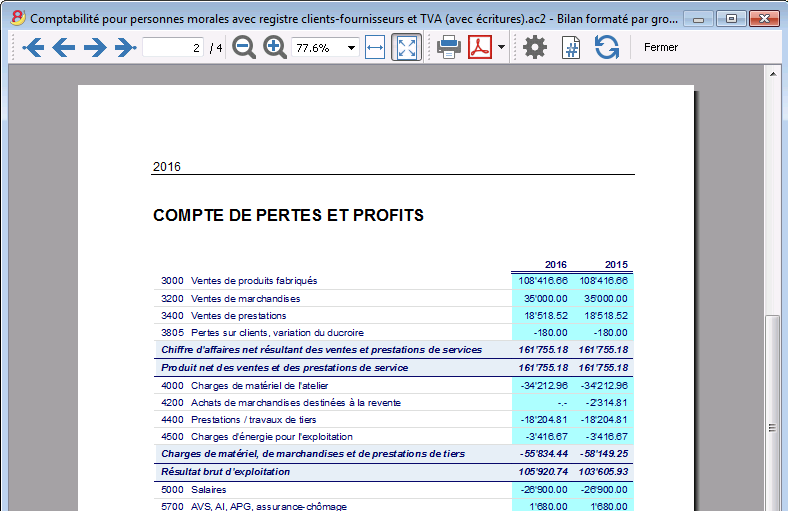 Commencer Une Nouvelle Comptabilite Banana Accounting Software