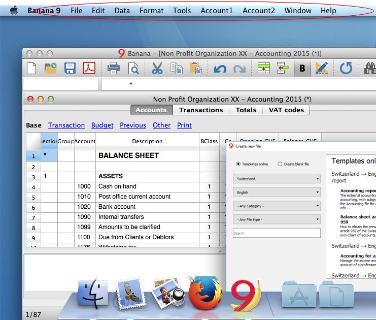 mac spreadsheet software